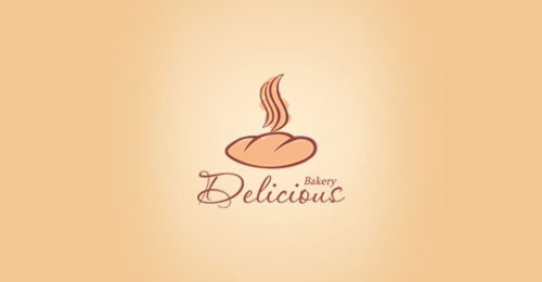 Delicious Bakery Logo Design