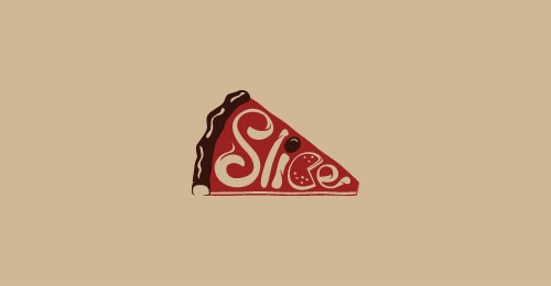Slice – Pizza Logo Design